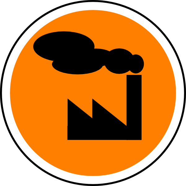 environmental issue atmospheric emissions clip art at clker com rh clker com Nitrous Oxide Clip Art Industry Clip Art
