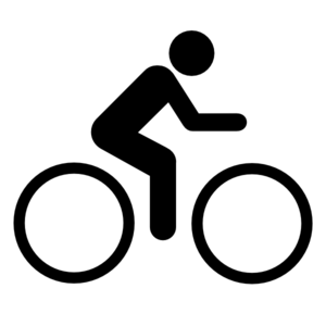 Bike Man Clip Art