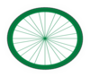 Green Wheel Clip Art