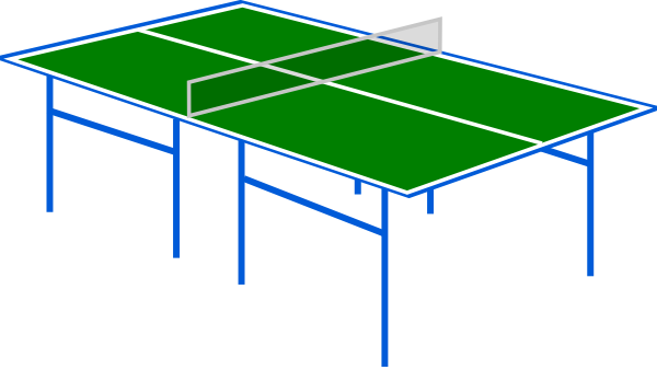 Ping Pong Clip Art At Vector Clip Art Online Royalty Free Public Domain