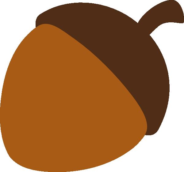 acorn clip art at clker com vector clip art online royalty free rh clker com acorn clip art images acorn clip art free printable