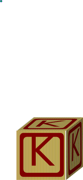Letter Alphabet Block K Clip Art At Clker Com