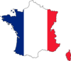 France Flag Clip Art