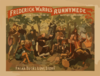 Frederick Warde S Superb Production Of Runnymede By Wm. Greer Harrison. Clip Art