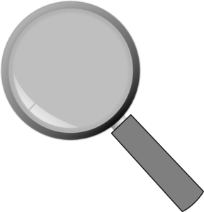 Magnifying Lens Clip Art at Clker.com - vector clip art ...