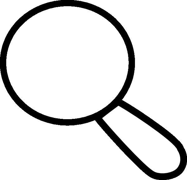 magnifying glass clip art at clker com vector clip art online rh clker com magnifying glass clip art black and white magnifying glass clipart png