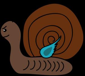 slug snail clip art at clker com vector clip art online royalty rh clker com