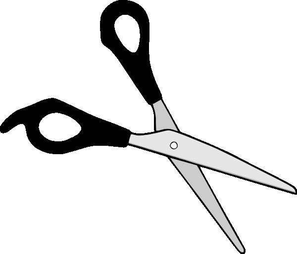 Scissors Clip Art at Clker.com - vector clip art online ...