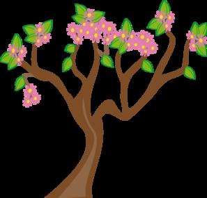 spring tree clip art at clker com vector clip art online royalty rh clker com clip art of spring trees clip art of springtime