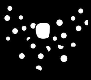 Clip Art Polka Dot Clip Art bow with polka dots clip art at clker com vector online art
