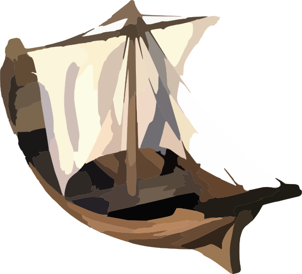 Fishing Boat Vector Clip Art At Clker Com Vector Clip Art Online