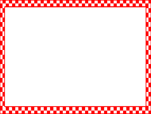 checkerboard border clip art at clker com