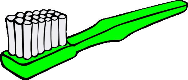 green toothbrush clip art at clker com vector clip art Purple Toothbrush Toothbrush and Paste Clip Art