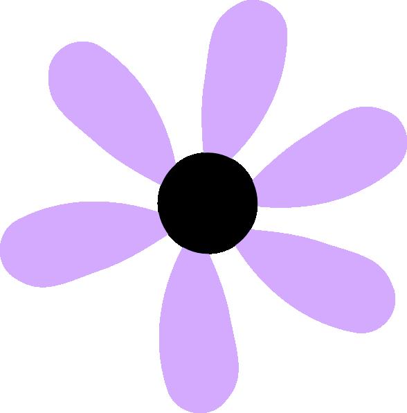 Lilac Flower Clip Art At Clker Com Vector Clip Art