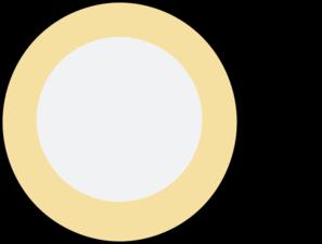 blank coin clip art at clker com vector clip art online royalty
