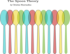 Colorful Spoons Clip Art