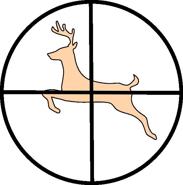hunting deer clip art at clker com vector clip art online royalty rh clker com deer hunting clipart svg funny deer hunting clipart