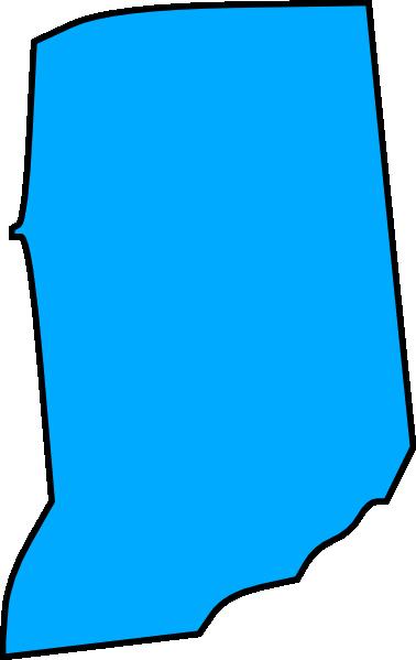 indiana color clip at clker vector clip