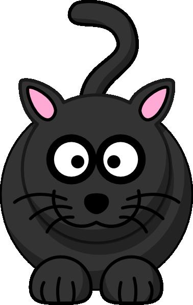 Kitten Clip Art Black Cat Clip Art at ...
