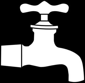 Water Faucet Clip Art At Clker Com Vector Clip Art Tap Coloring Pages