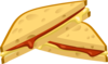 Expensive Grilled Cheese Clip Art
