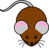 Mouse-like Mouse Clip Art