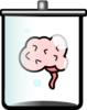 Brain In A Jar Clip Art