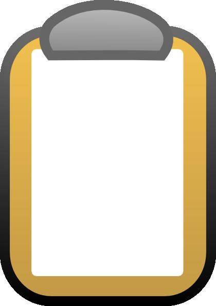 Notepad Paper Clip Art at Clker.com - vector clip art online, royalty ...