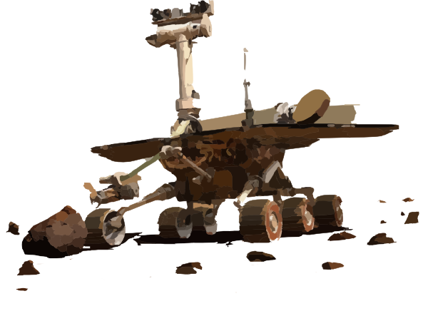 mars rover vector - photo #4
