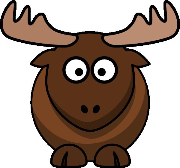 Moose Clip Art at Clker.com - vector clip art online ...
