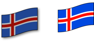Norway Flag Clip Art