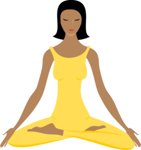 Yoga Clip Art At Clker Com Vector Clip Art Online Royalty Free Public Domain