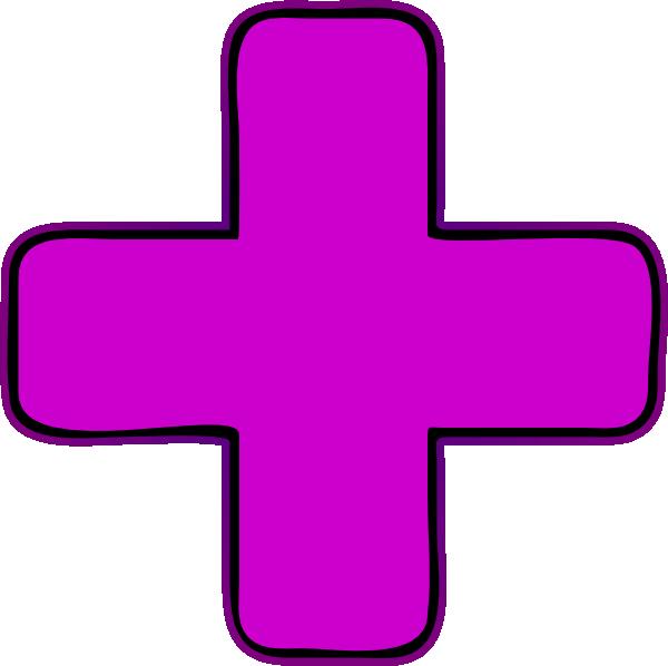 Light purple plus clip art at vector clip art for Lighting plus online
