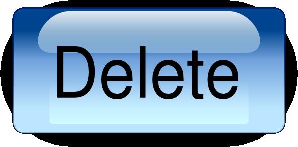 delete button image - photo #21