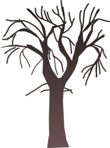 Tree Bare Clip Art