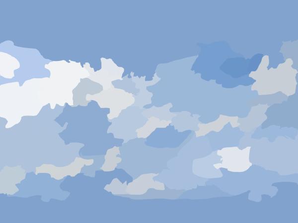 Blue Sky Texture Clip Art at Clker.com - vector clip art ...