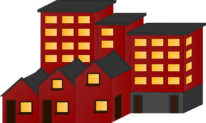 Buildings Clip Art
