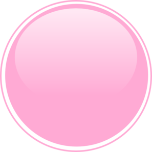 Glossy Pink 2 Button Clip Art