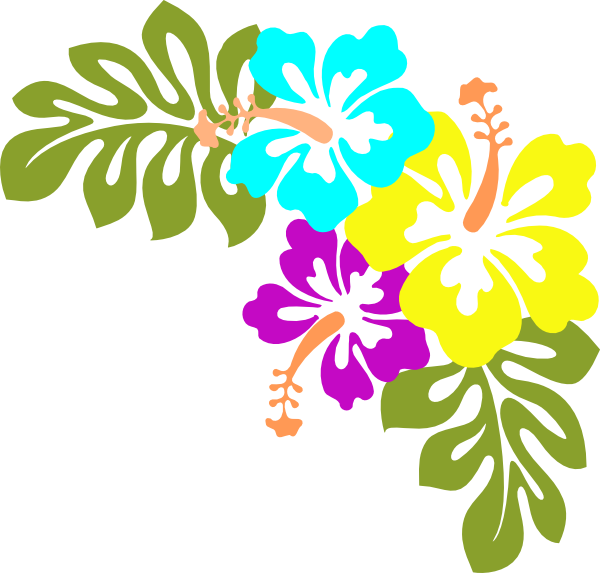 Flowers Clip Art at Clker.com - vector clip art online, royalty free ...
