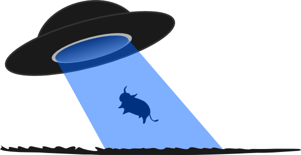 ufo clipart images - photo #17