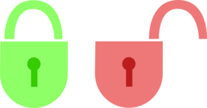 Locks Clip Art