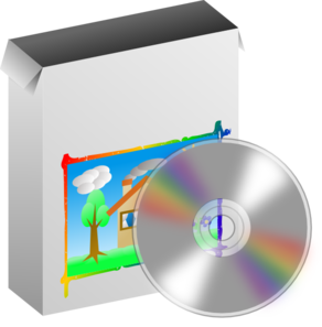 Software clip art at vector clip art online Free computer art programs