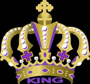 Clip Art King Crown Clip Art purple king crown clip art at clker com vector online art