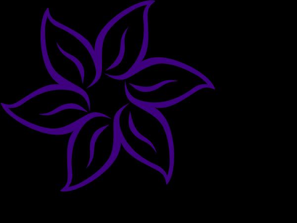 Cool Flower Clip Art At Clker.com