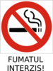 No Smoking Romana Clip Art