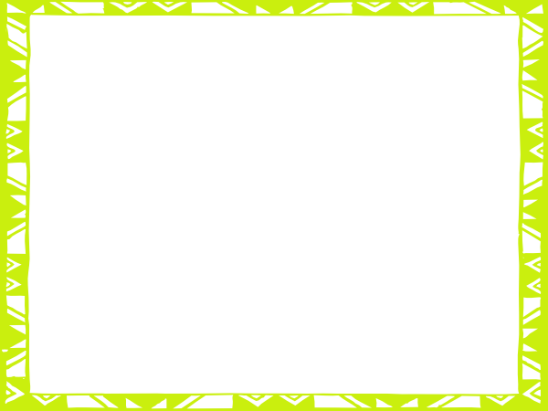 yellow frame clipart - photo #18