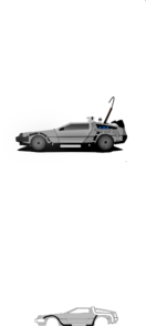 Back To The Future Clip Art