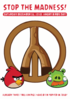 Shot At Peace With Angry Birds Clip Art