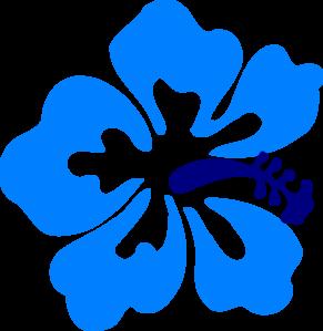 hawaiian gumamela clip art at clker com vector clip art online rh clker com hawaiian flower clipart black and white hawaiian flowers clipart