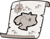 Treasure Map Clip Art